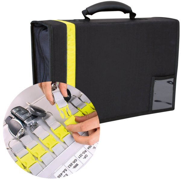 Schlüsselkoffer RGS 50 Schlüsselplätze mit Clips-Technik