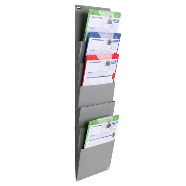 Organizer Wall-1: mit 6 Fächern für DIN A4 Hochformate
