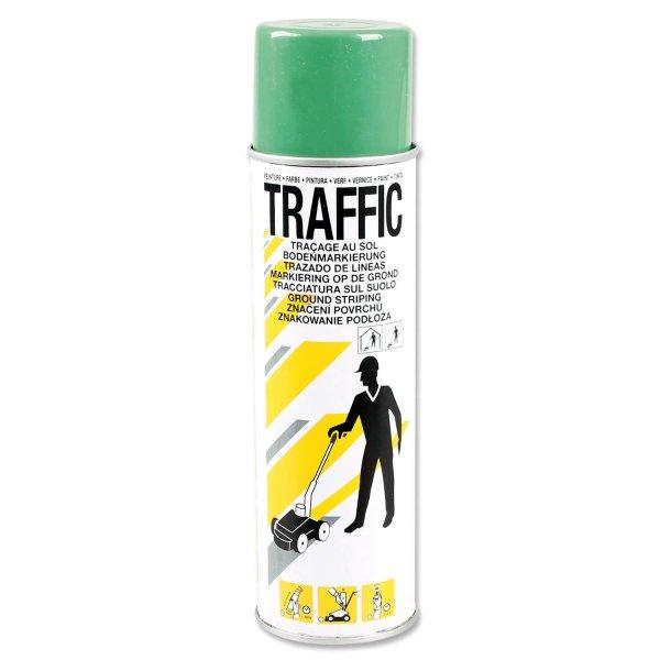 Markierfarbe Traffic Bodenmarkierung, Spraydose 500ml: