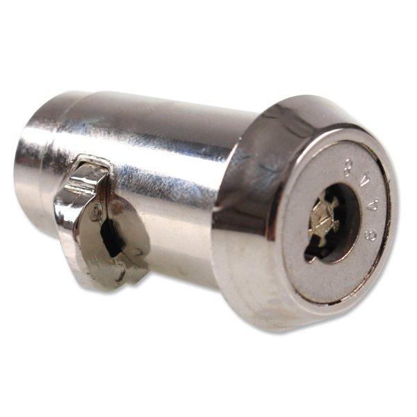 Schließzylinder passend zu Indigo-Schlüsselbox, Schloss mit Schließcodierung