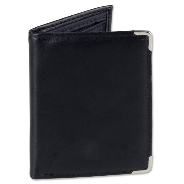 Geldbörse Classic in schönem Design mit 2 Silberecken