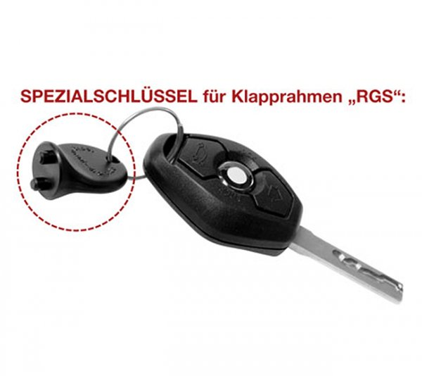 weitere Schlüssel Zubehör zu Klapprahmen RGS (VPE 15 Stk.)  extra Schlüssel
