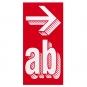 ab+Symbol Pfeil