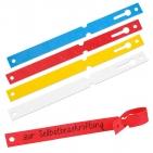Schlaufenanhänger Schlaufenetiketten Tyvek®,  Länge 160 mm