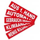 Miniletter Aus 1. Hand: Kennzeicheneinleger