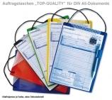 Auftragstasche A5 Top-Quality: verstärktes Schlüsselfach