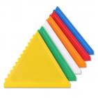 """Eiskratzer """"Dreieck"""": ein nützliches Zubehör für jeden Autofahrer"""