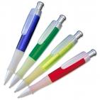 Druckkugelschreiber Jumbo mit Softgripp-Gummimanschette