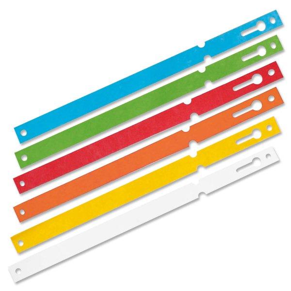 Schlaufenanhänger Schlaufenetiketten Tyvek®,  Länge 220 mm  Weiss