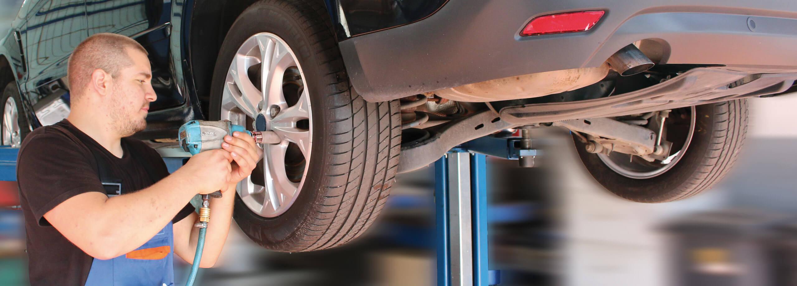 Reifenorganisation
