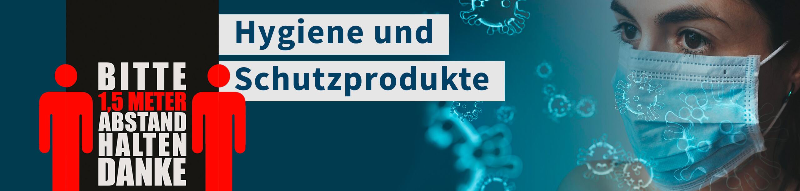 Hygiene und Schutzprodukte